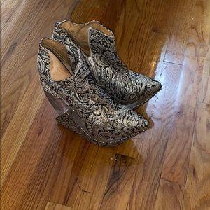Jeffery Campbell booties